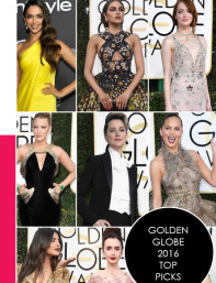 Style Notes: Our top picks of the best dressed at the 74th Golden Globe Awards!