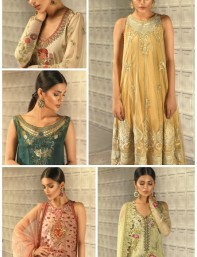 Ready, Set, Shoot!: Tena Durrani's Inspired Formal Wear Collection