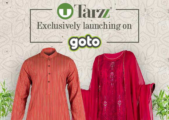 Tarzz Partners with  Online Estore Goto