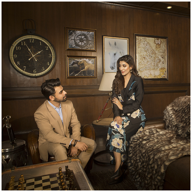 URWA & FARHAN SET DOLCE VITA HOME'S 2018 CAMPAIGN ON FIRE!