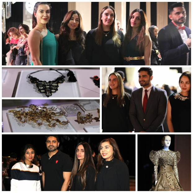 Swarovski Hosts The Sparkling Couture Exhibition In Dubai