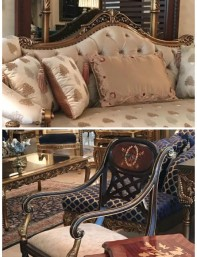 "What's In Store: Vogue Furniture Presents their ""Gold Rush"" Eid Collection!"